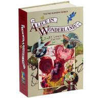 Сейф-книга Алиса в стране чудес