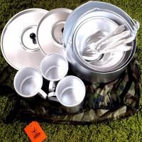 Набор посуды на 3 персоны «Три медведя»