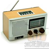 Радиоприемник ретро «Рекорд»