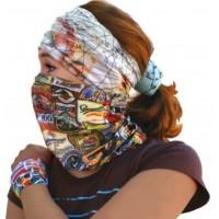 Защищающая от солнца повязка - бамбаса