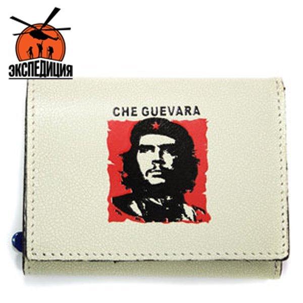 Кожаный бумажник Che Guevara