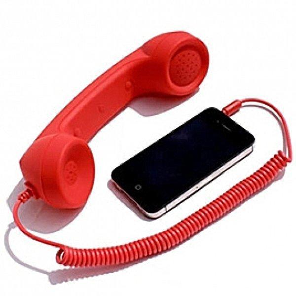 Телефонная трубка в стиле ретро от Satzuma