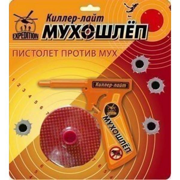 Пистолет для мух «Мухошлеп»