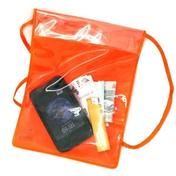 Водонепроницаемый кошелек-чехол для документов