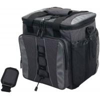 Складная термоэлектрическая сумка-холодильник, объем 21 л