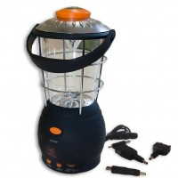Кемпинговый динамо-фонарь FM-радио/зарядка для мобильных