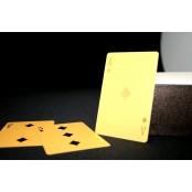 Карты игральные позолоченные (54 карты)