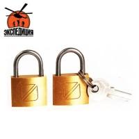 Комплект замков с ключами
