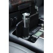 Перезаряжаемый авто фонарь от прикуривателя с компасом «Автоприцел»