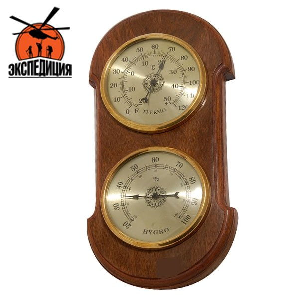 "Термометр и гигрометр ""Стеллер"""