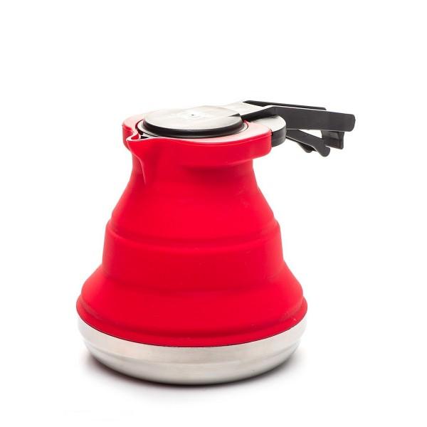 Силиконовый чайник