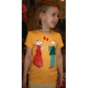 Фломастеры для футболок (6 цветов)