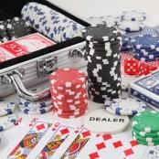 """Покерный набор """"Флеш-Роял"""" на 300 фишек"""