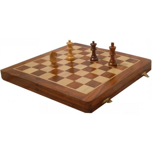 """Шахматы на магните """"Шатрандж"""""""