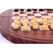 Круглые дорожные шахматы
