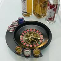 Рулетка игровая алкогольная
