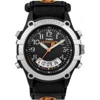 Многофункциональные часы Timex Expedition Combo Velcro