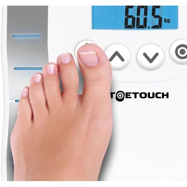 Напольные весы-анализатор тела HoMedics Wh3R