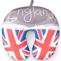 """Подголовник антистресс""""England"""""""