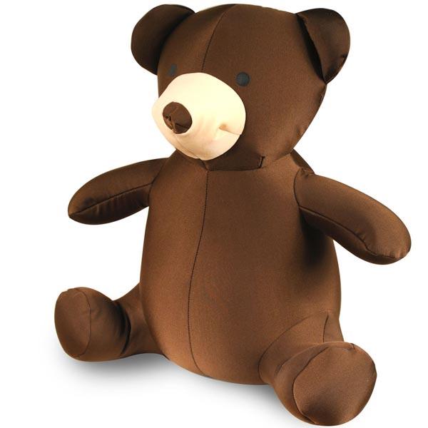 """Трансформер """"Медведь-подголовник"""", коричневый"""