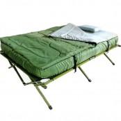 Палатка - раскладушка, с матрасом