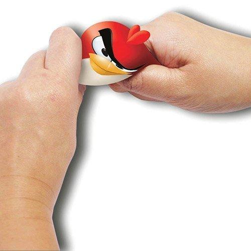 Десткая игрушка мялка Angry Birds
